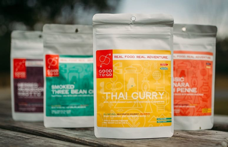 Dehydrated Meals For Camping