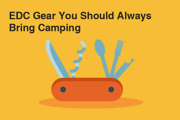 EDC Gear You Should Always Carry