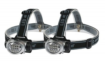 EverBrite Headlamps