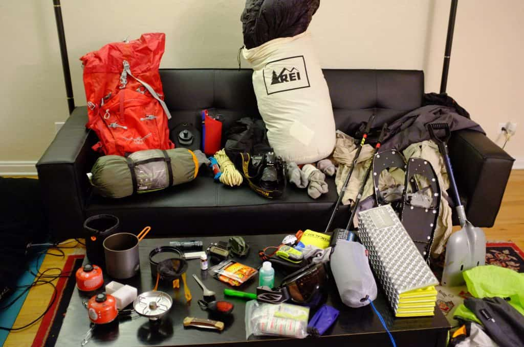 Gear For Winter Camping