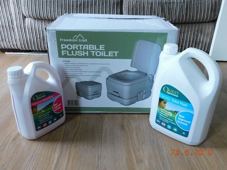 How Often To Clean Camping Toilet