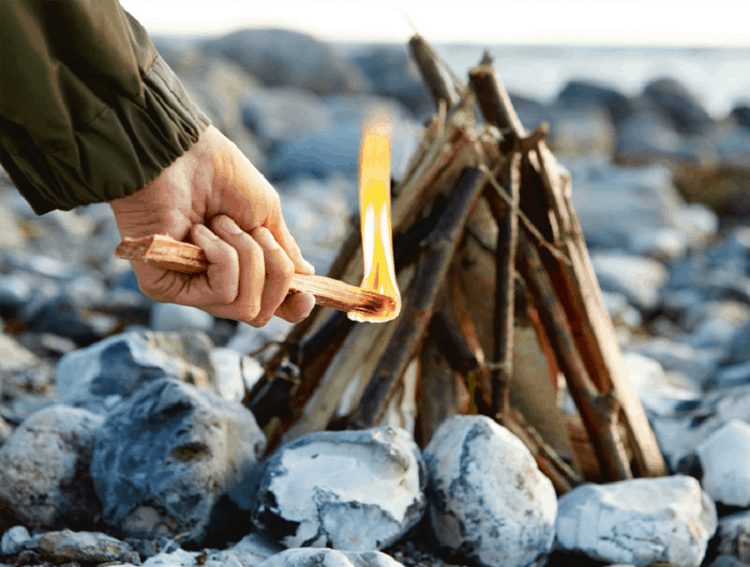 How-To-light-a-fire