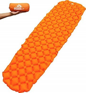 ddc6c47f7fe 5 Best Camping Sleeping Pad Reviews  Backpacking INCLUDED