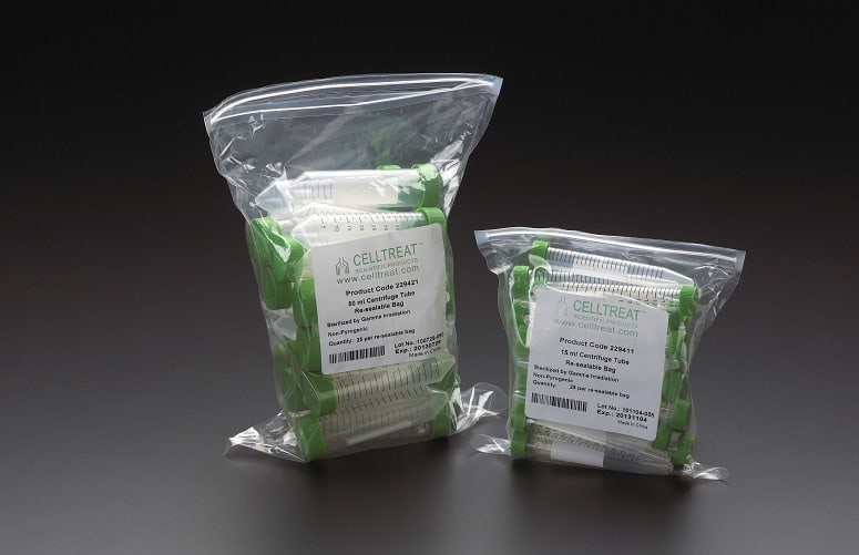 Sealable Bags Compressed