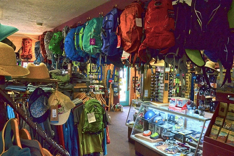 Hiking Gear Shop