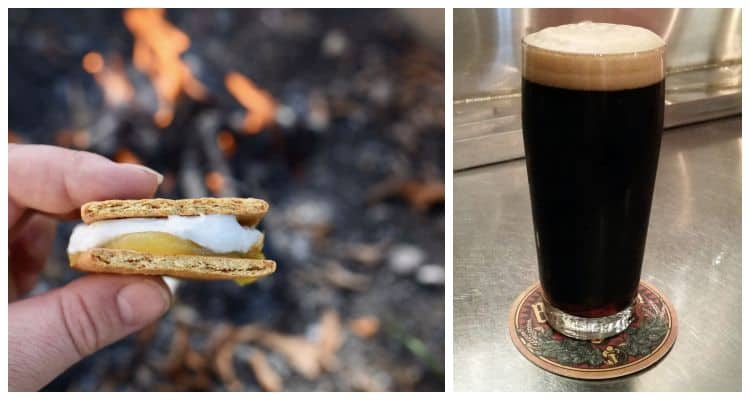 stout and smores