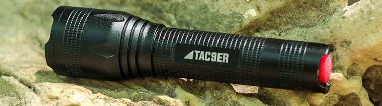 tactical flashlight for camping