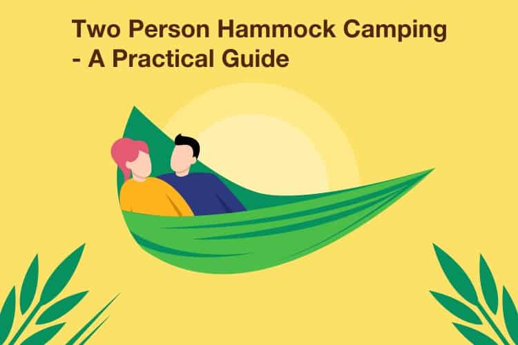 Two Person Hammock Camping
