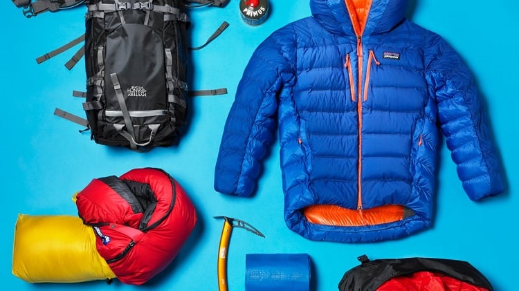 winter camping clothes insulation