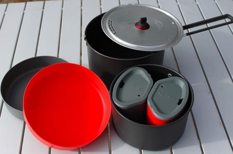 Cookware For Camping