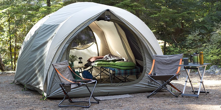 maintaining your camping equipment