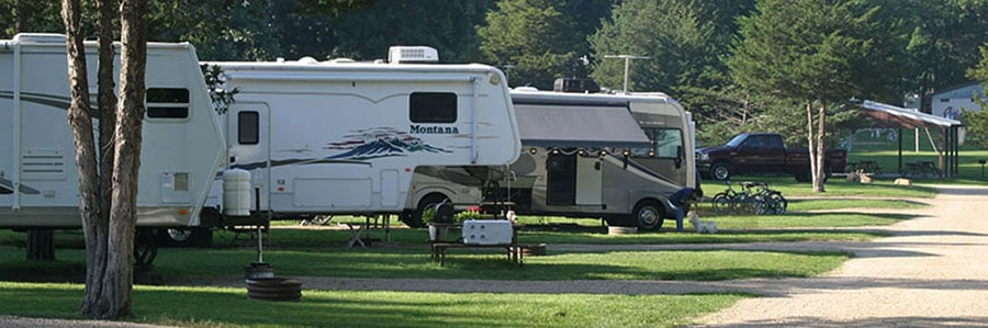 Fox Hill RV Park & Campground Wisconsin
