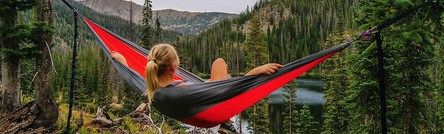give hammock camping a try