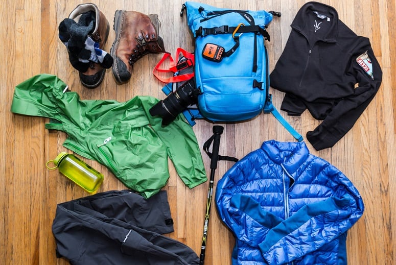 Gear For Bad Weather Hiking