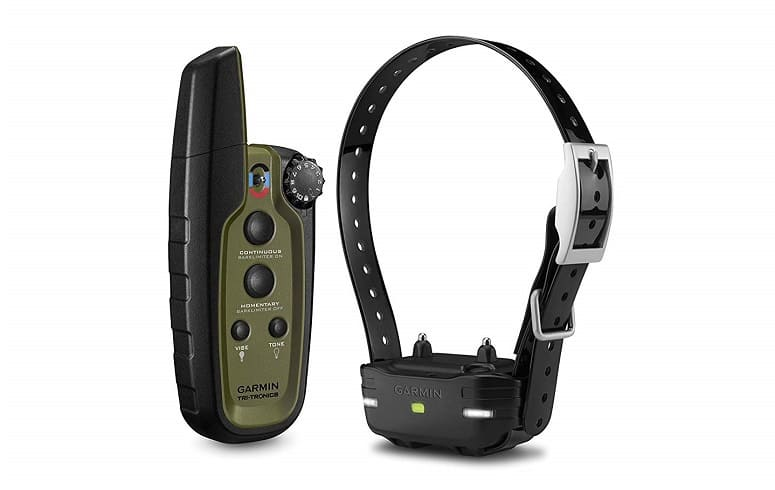 Garmin Tracking Dog Collar