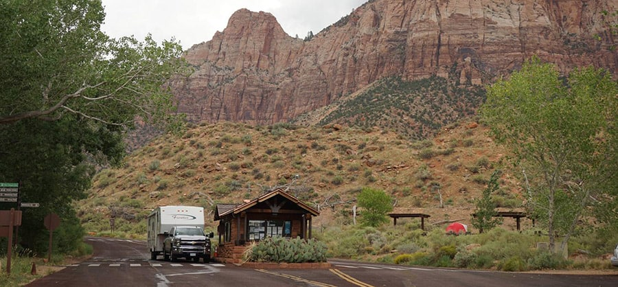 Watchman Campgrounds