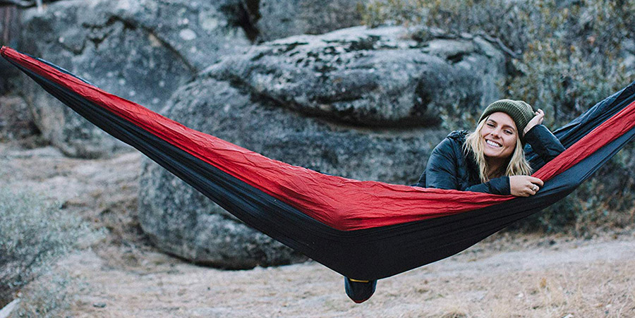 hammock designed for camping