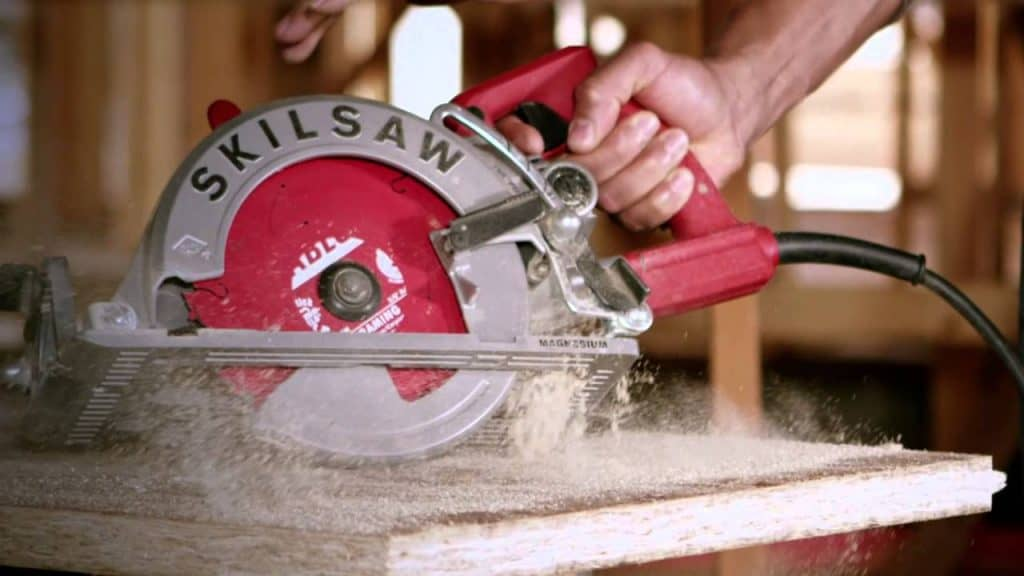 Skilsaw Cutting Board RV