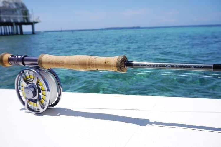 WHAT IS AN 8WT FLY ROD GOOD FOR?