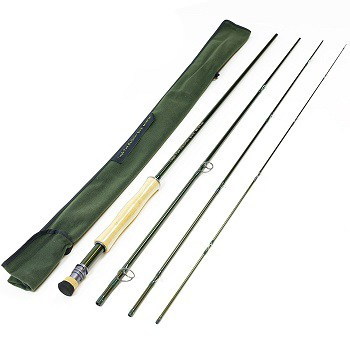 Temple Fork Outfitters TFO BVK Series Fly Fishing Rod