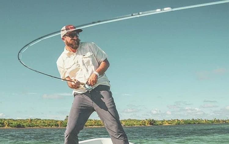 WHAT DOES THE WEIGHT OF A FLY ROD MEAN?
