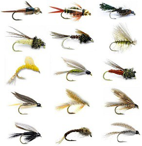 Feeder Creek Fly Fishing Lures