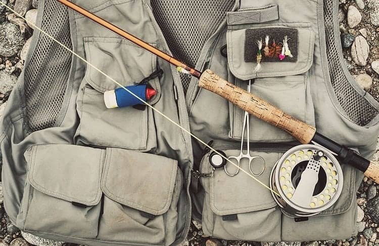 WHAT IS THE BEST MATERIAL FOR A FLY FISHING VEST?