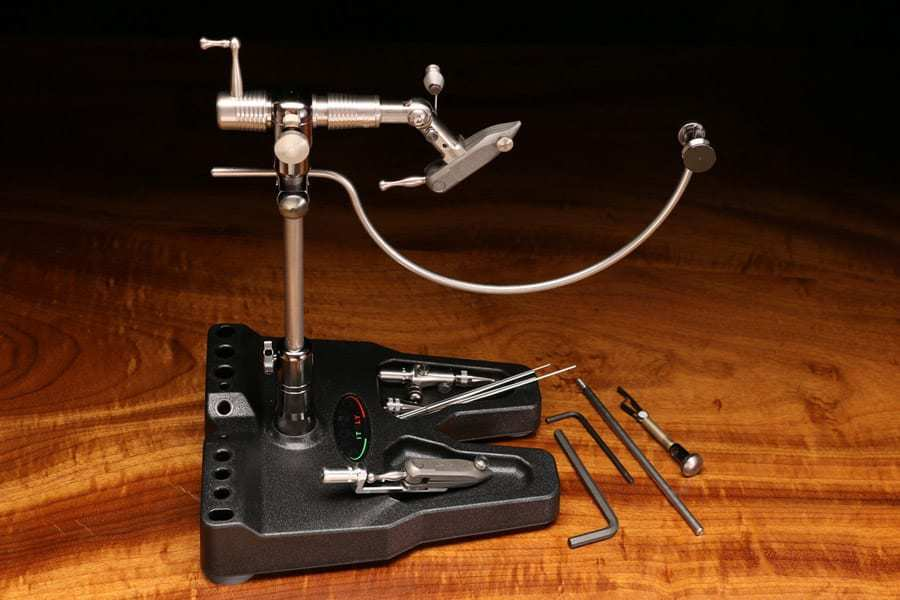 The Best Fly Tying Vise To Work On Your Fishing Rod With Ease
