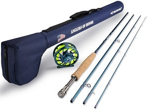 KastKing Anglers of Honor Fly Fishing Rod
