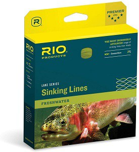 RIO InTouch Deep Type 5 Fishing Line