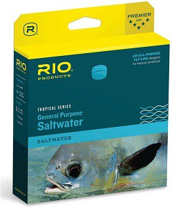 RIO Products General Purpose Saltwater Fly Line
