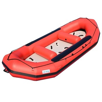 BRIS 1.2mm 13ft Inflatable White Water River Raft