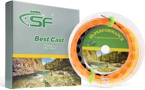 SF Hi-Viz Fly Fishing Line