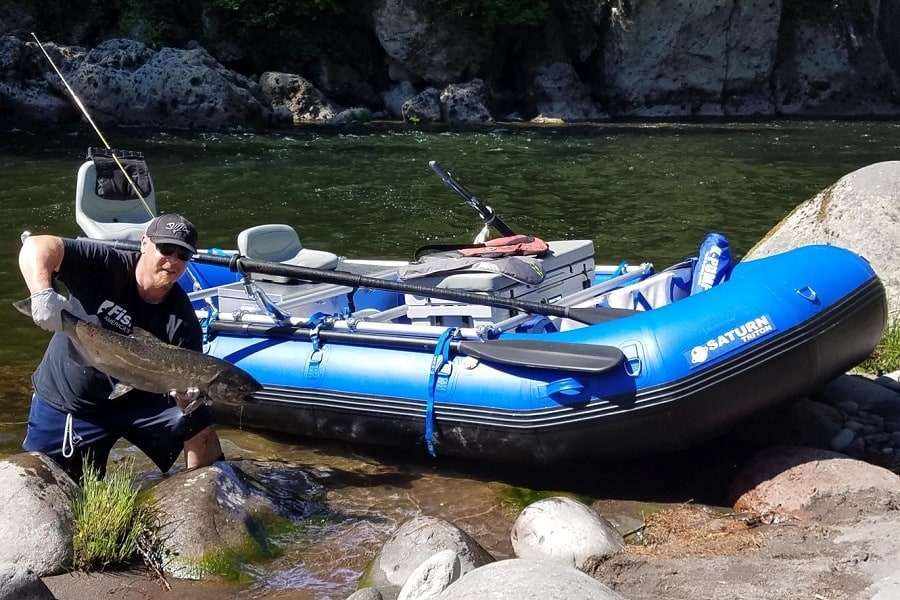 Best Whitewater Rafts For Fishing – Better Positioning In The River