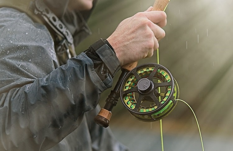 Fishing with Fly Fishing Reel