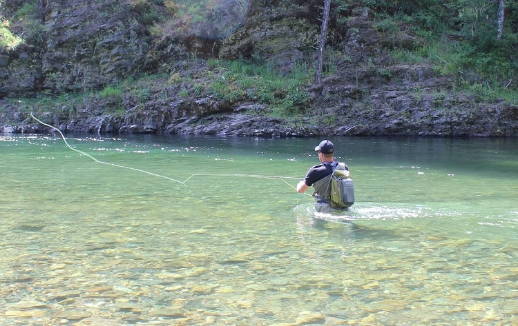 WHAT IS THE BEST WEIGHT FLY ROD FOR THE BEGINNERS?