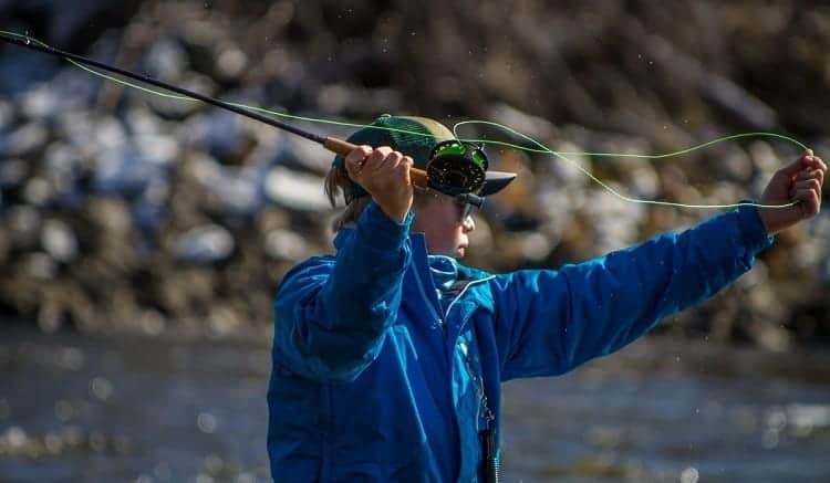 shooting fly lines explained
