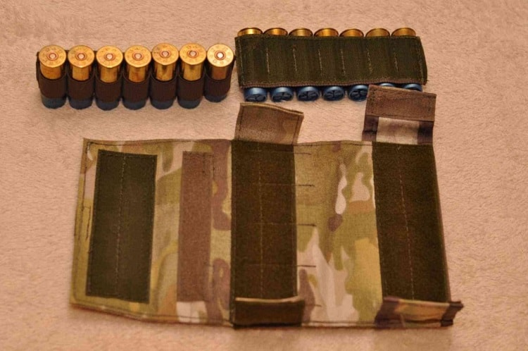 Ammo pouch types