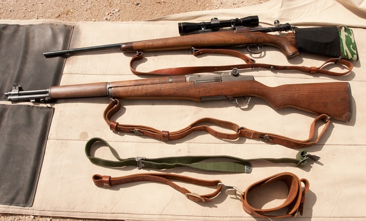 Types Of Rifle Slings