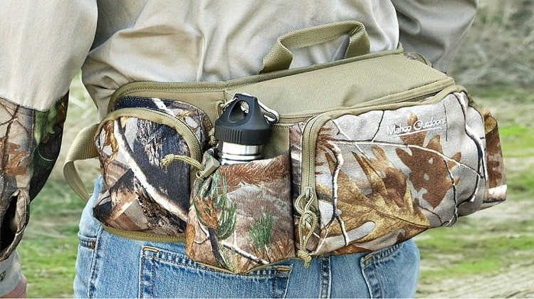 Hunting Fanny Pack Features