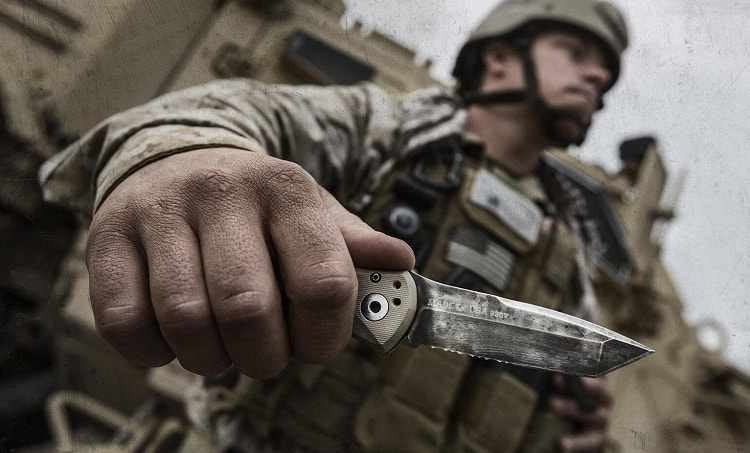 Feature of a Tactical Knives