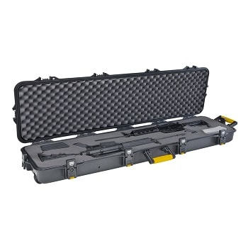 Plano AW Double Scoped Rifle Case