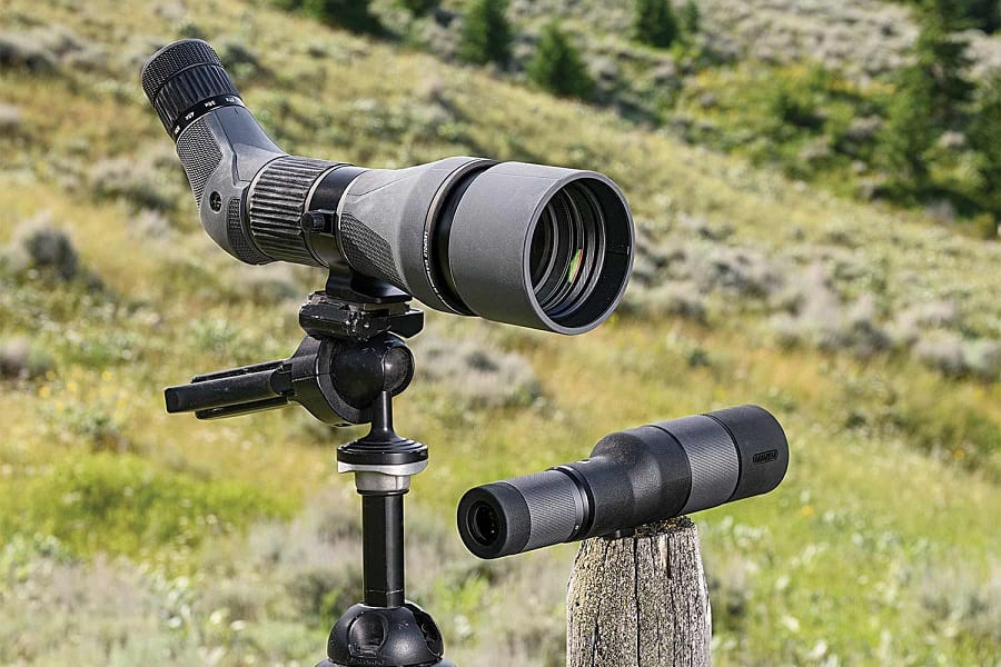 The Top 5 Spotting Scopes Reviewed