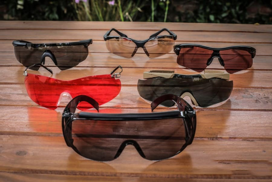 The Top 5 Shooting Glasses Reviewed