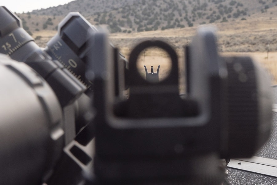 The Top Backup Iron Sights (BUIS) Reviewed