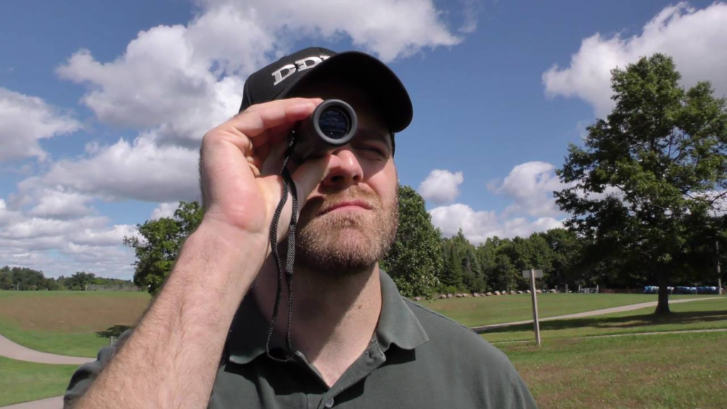 Hunting With Monocular