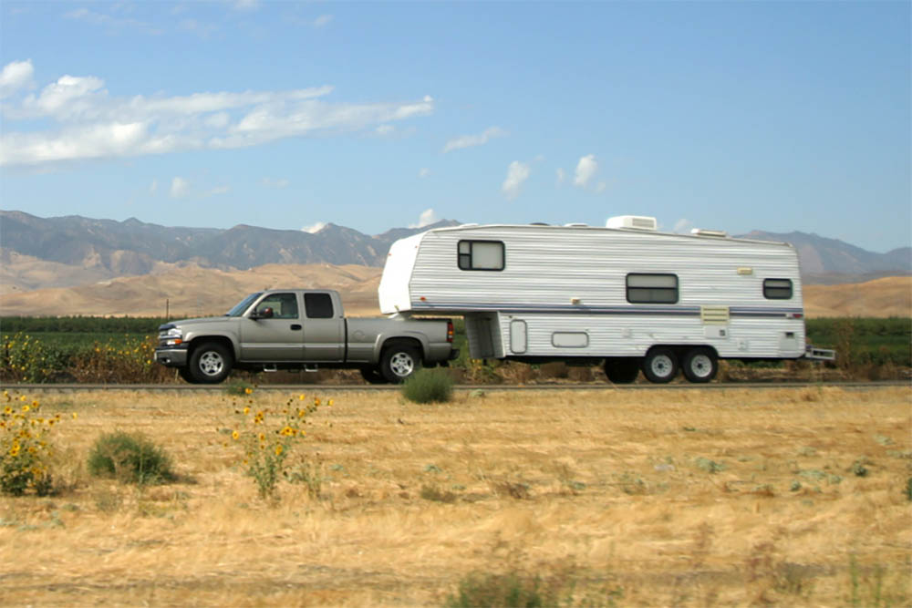 F-150 Towing Capacity What Size Travel Trailer Can A F-150 Pull