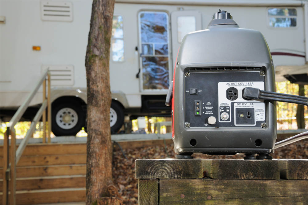 How To Choose The Right Size Generator For 50 Amp RV
