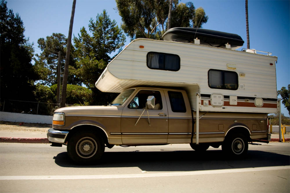 How to Convert Your Truck into a DIY Truck Camper 1