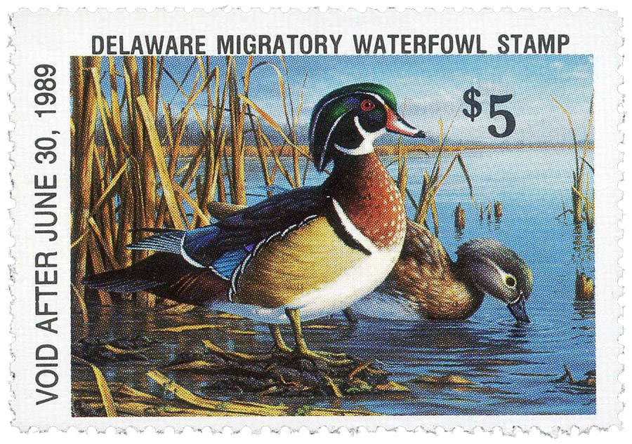 Waterfowl Stamps